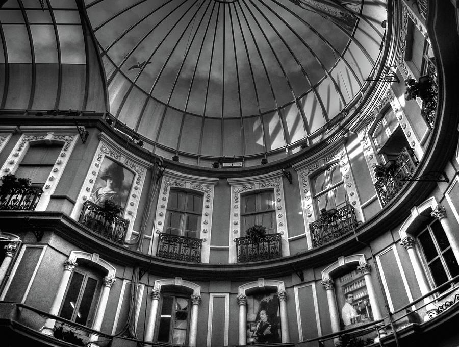 Architecture Photograph - Cite De Pera by Zapista Zapista