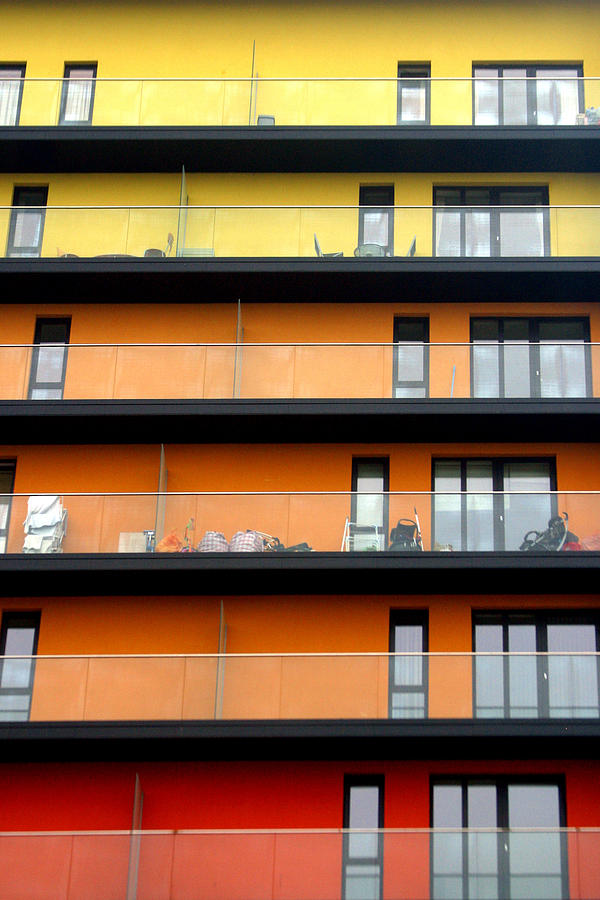 Photographer Photograph - Citric House by Jez C Self