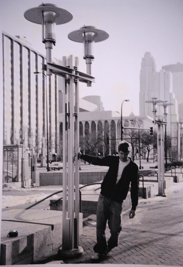 City Boy Photograph by Kristen Baker