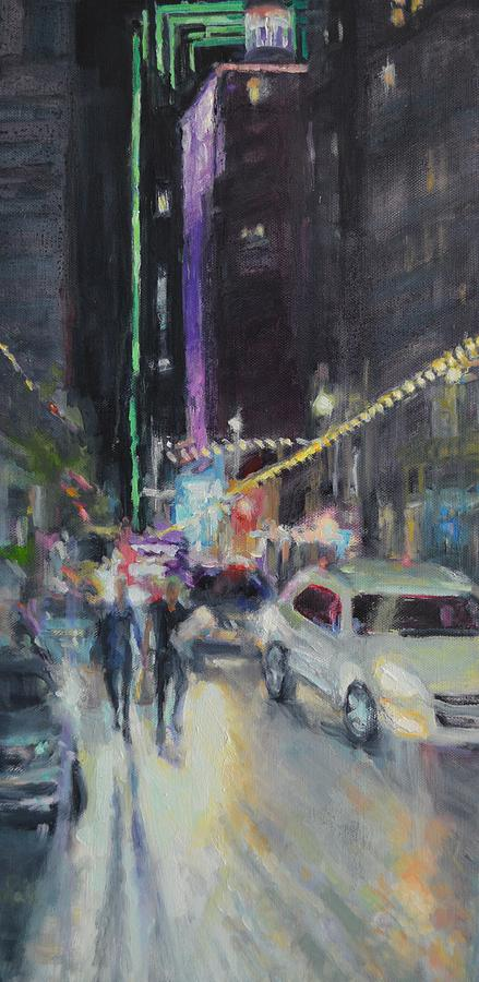 City Lights by Patricia Maguire
