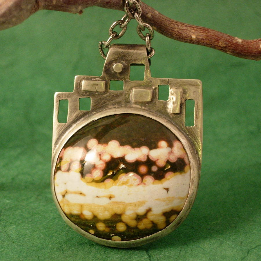 Jewelry Jewelry - City Lights Pendant by Lynette Fast
