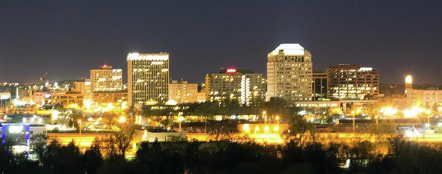 City Night by Robert Gray