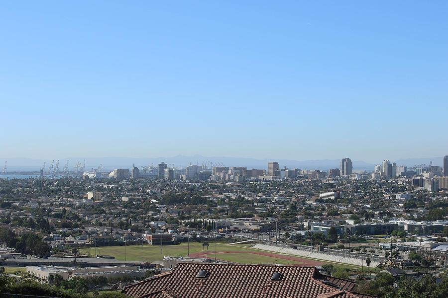 Landscape Photograph - City Of San Pedro by Erick Kim