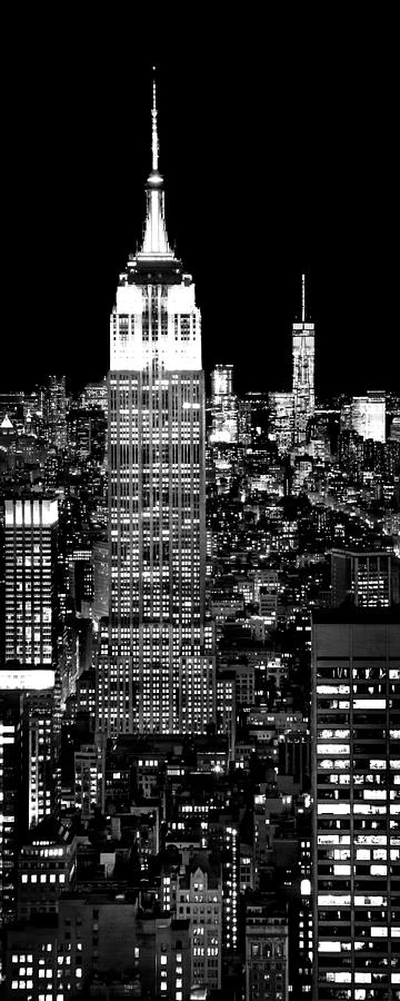 City Of The Night Photograph