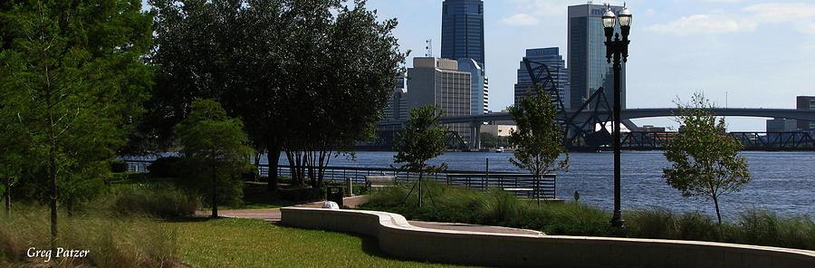 Jacksonville Fl Photograph - City Way by Greg Patzer