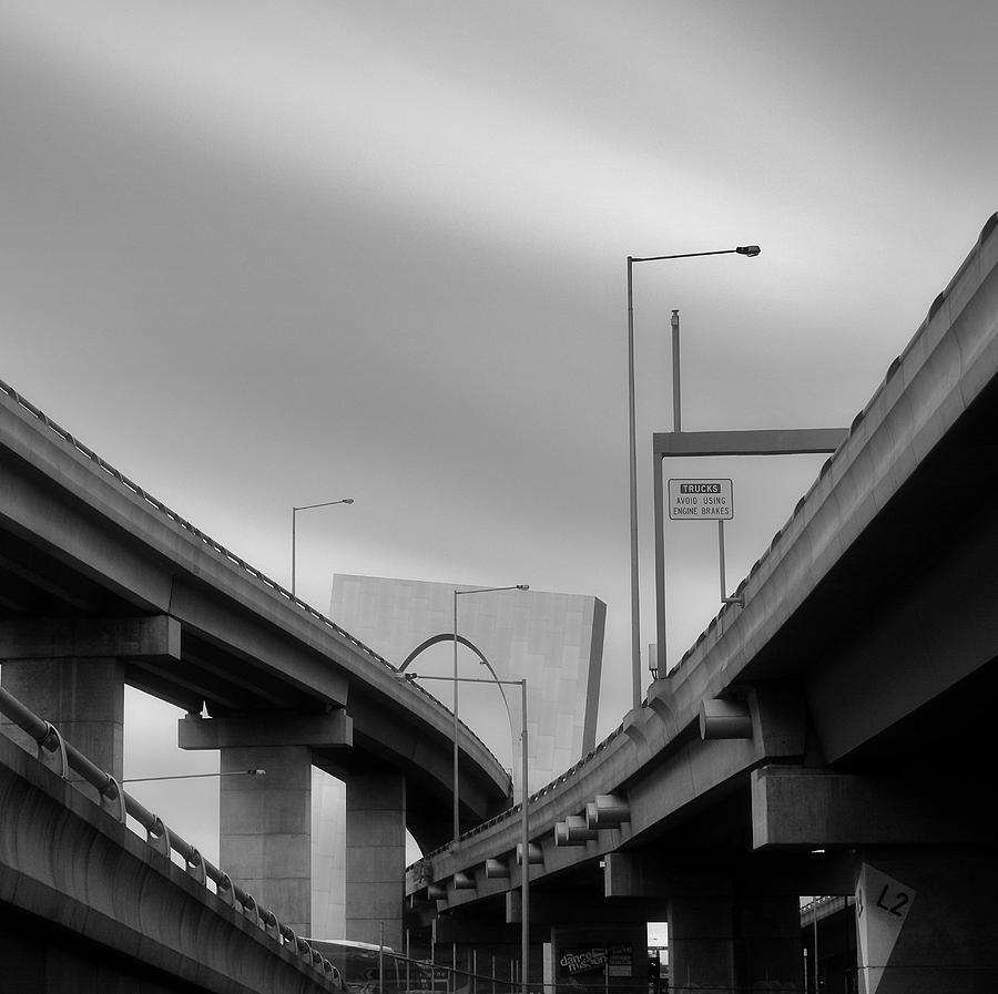 Citylink Photograph - Citylink by Mihai Florea