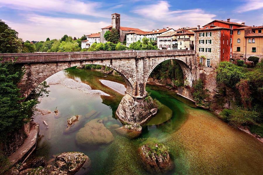 Cividale del Friuli - Italy by Barry O Carroll