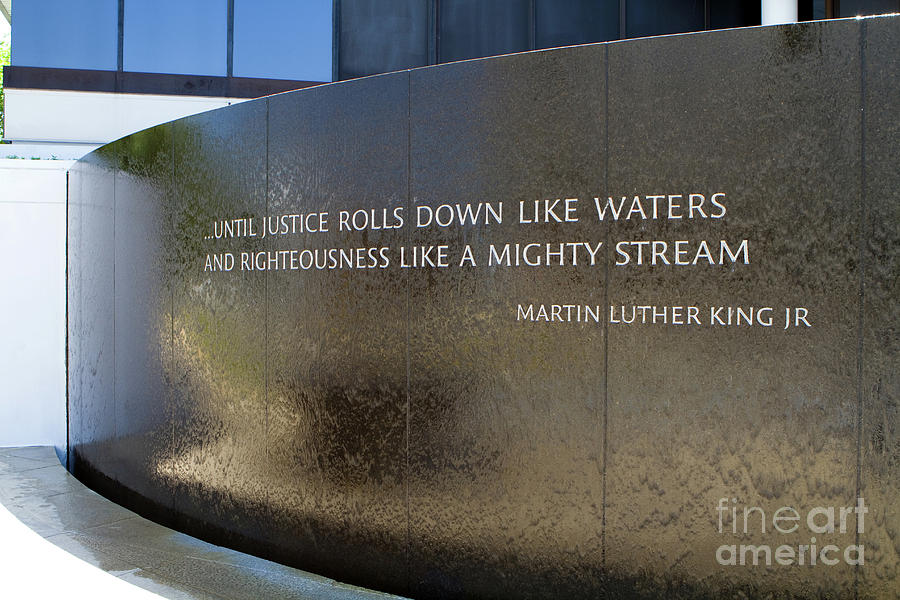 Civil Rights Memorial by Steven Frame