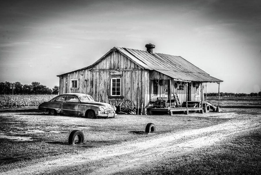 Mississippi Photograph - Clarksdale, Ms by EG Kight
