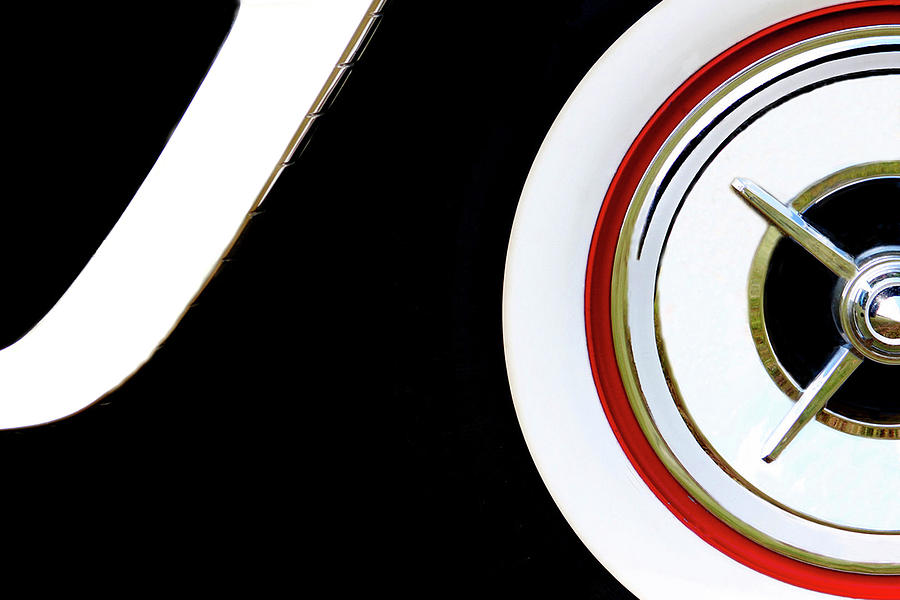 Classic Car Design Elements by Nadine Lewis