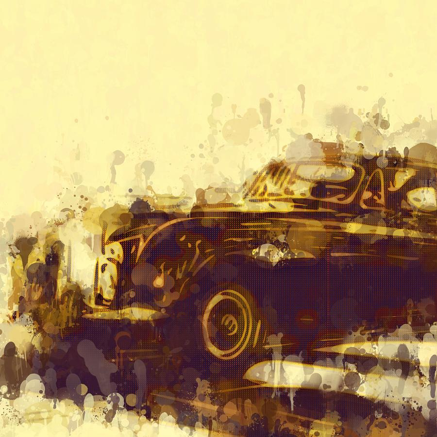 Classic Car Photograph by Kenan LEO