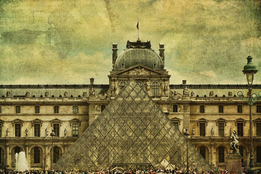 Paris Photograph - Classic Contradiction by Andrew Paranavitana