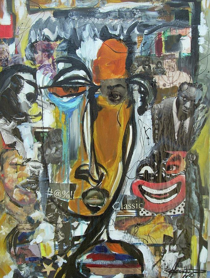 Culture Painting - Classic by Hasaan Kirkland