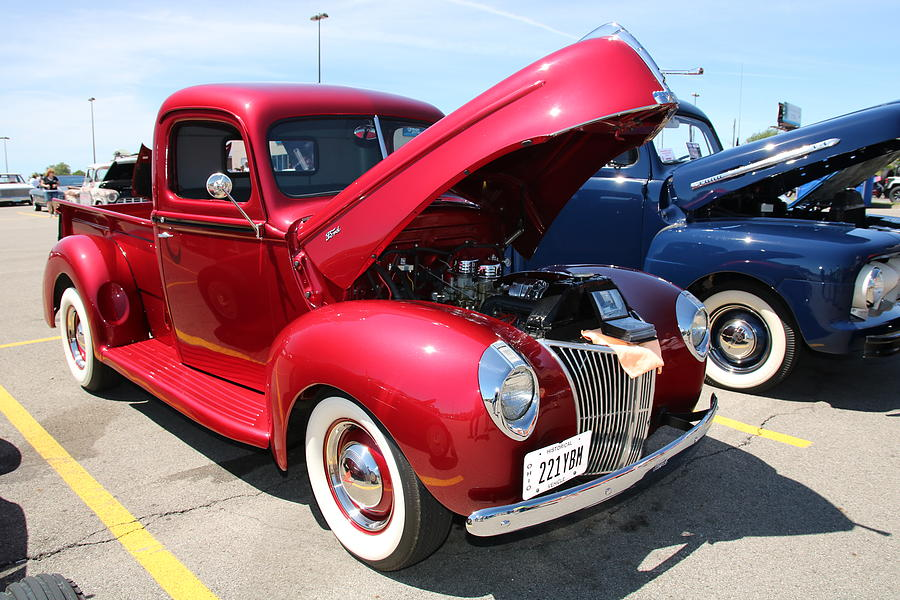 Classic Pickup by Rick Redman