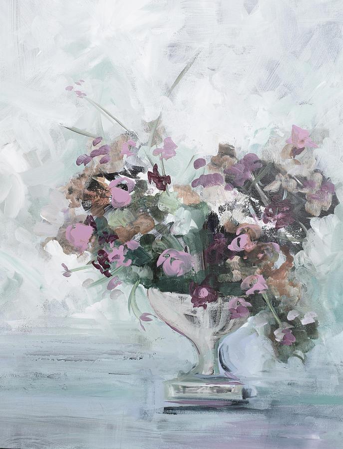 Classic Vase by Karen Ahuja