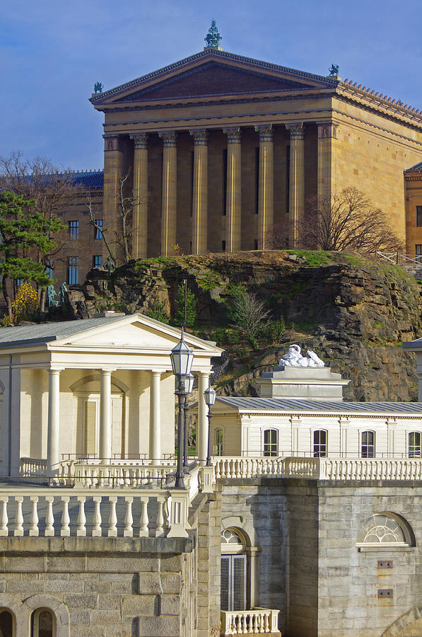 Philadelphia Photograph - Classical Philadelphia by Christopher Ashton