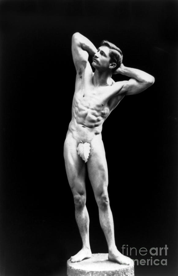 Male art nude