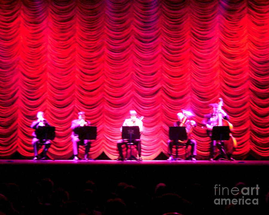 Classical Quintet by Sherry Oliver