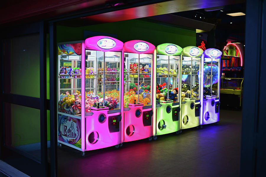 Image result for claw machines