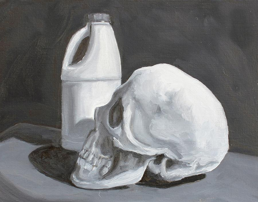 Still Life Painting - Clean by Margaret Marzullo