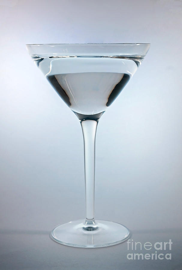 Glass Photograph - Clear by Dan Holm