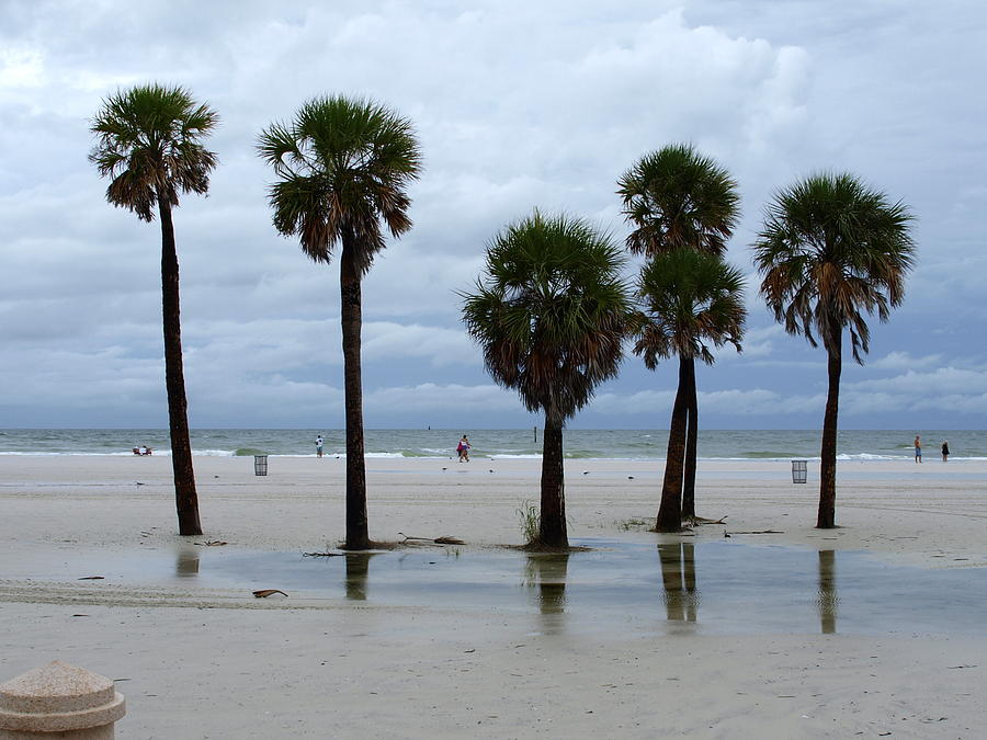 Clearwater Beach by James Granberry