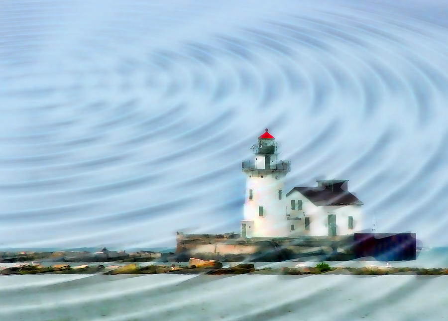 Cleveland Lighthouse II Photograph