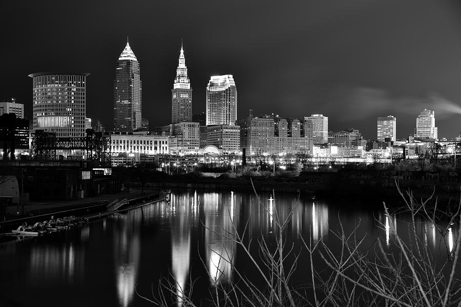 Cleveland Reflections by Clint Buhler