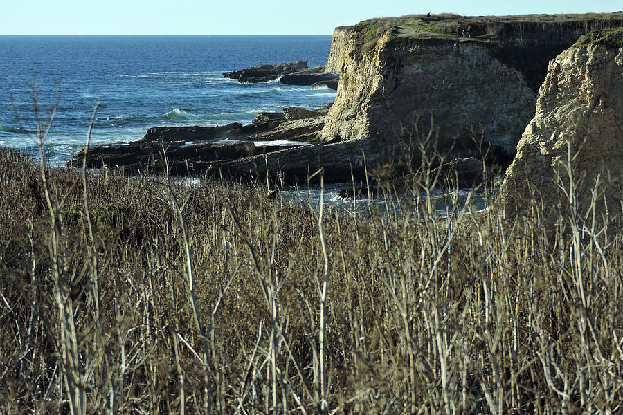 Cliff View Photograph