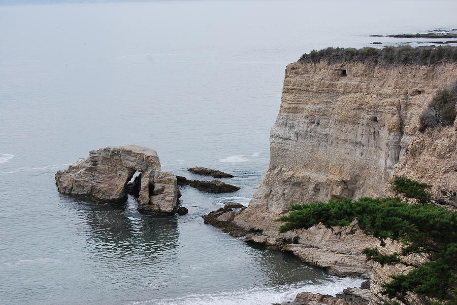 Cliff Photograph - Cliffs And Caves by Jessica Saenz