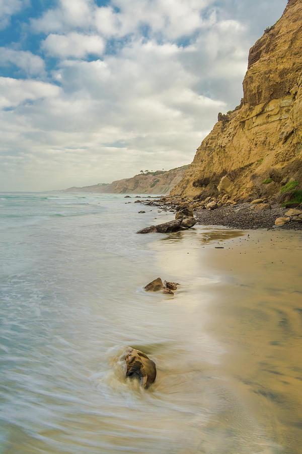 Coast Photograph - Cliffside by Joseph Smith