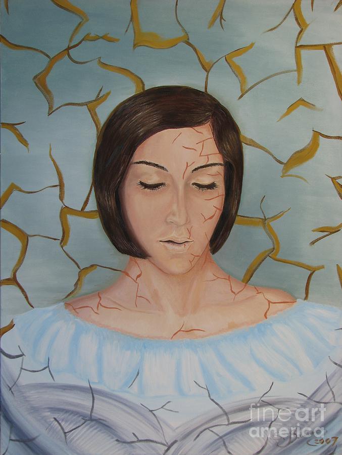 Oil Painting Painting - Climate Changes by Svetlana Vinokurtsev