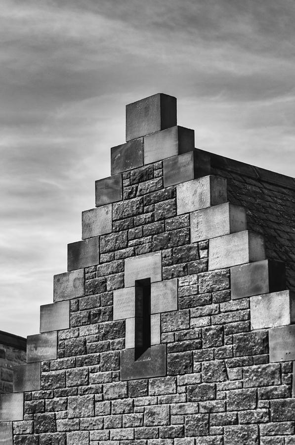 Climbing the Castle by Christi Kraft