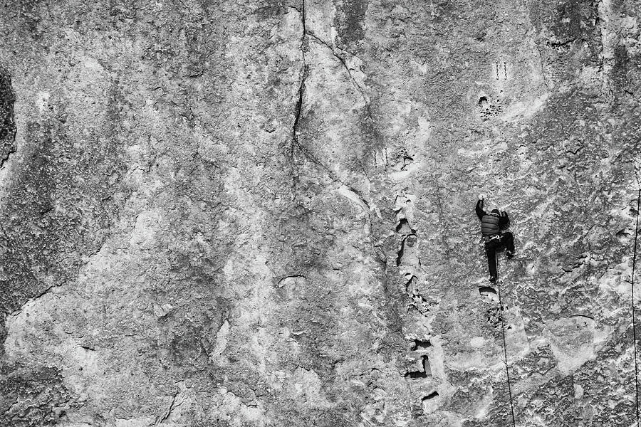 Climbing Photograph - Climbing Your Way To The Top by Kristen Wilcox