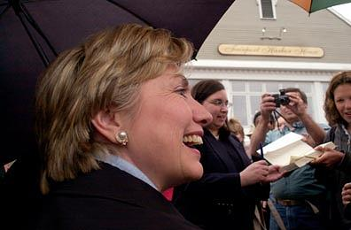 Clinton Campaign Photograph by Aimee K Wiles-Banion