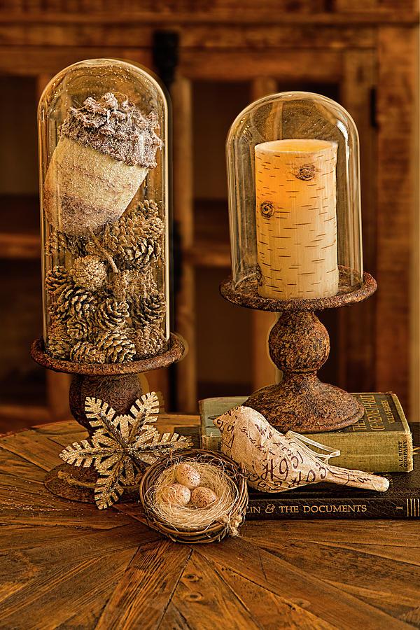 Cloches de la Nature by Patricia Montgomery