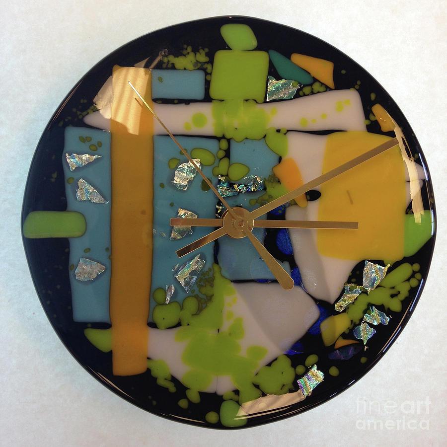 Clock by Alessandra Di Noto