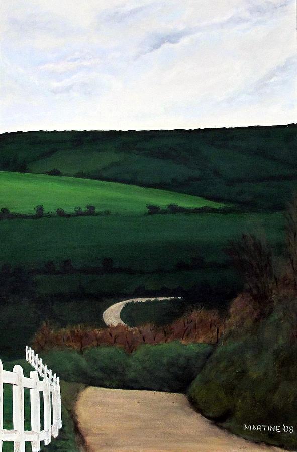 Clonakilty Landscape Painting