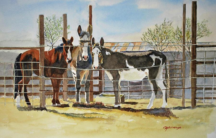Close Friends by E M Sutherland