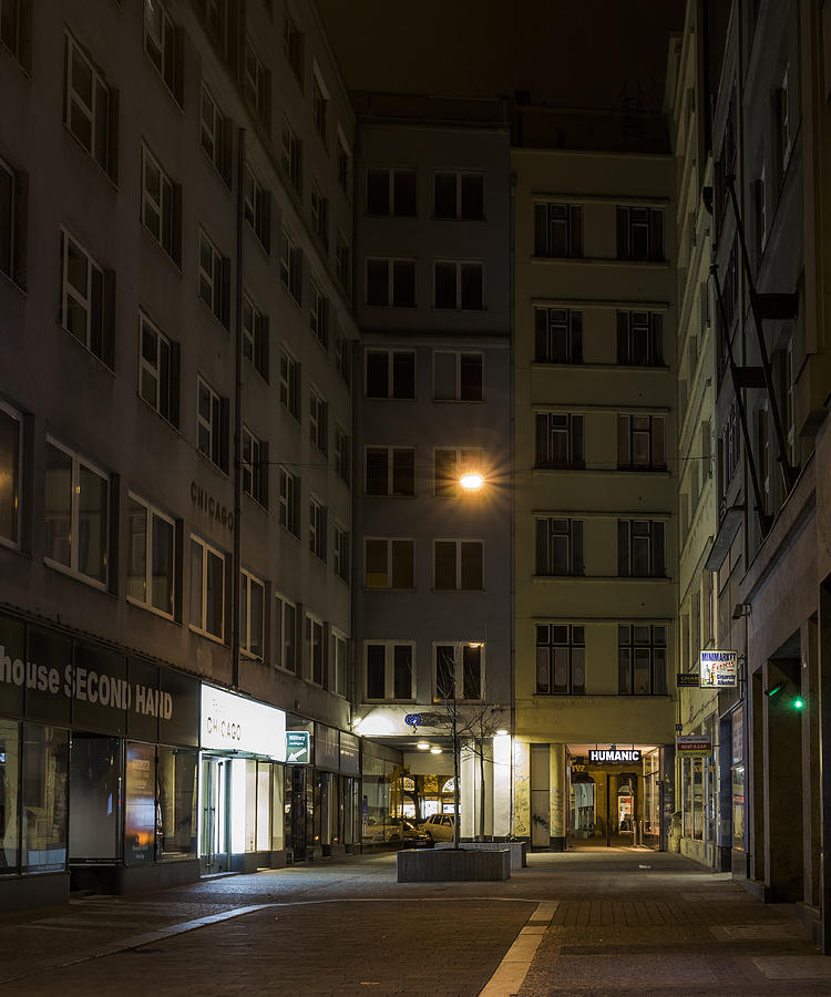 Prague Photograph - Closed by Marek Boguszak
