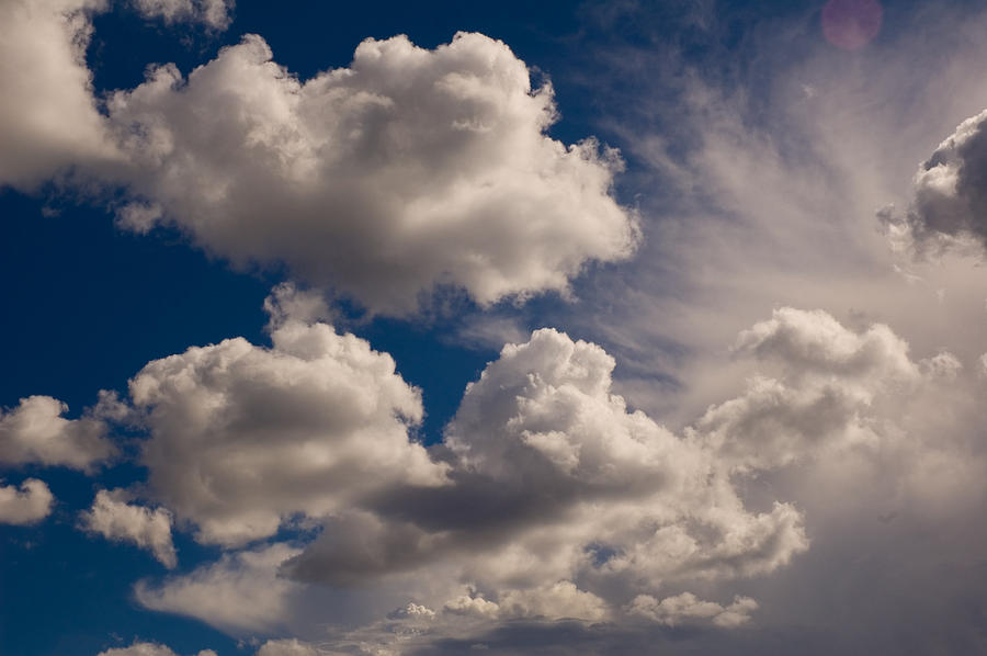 Cloud Photograph - Cloud D by Fern Logan