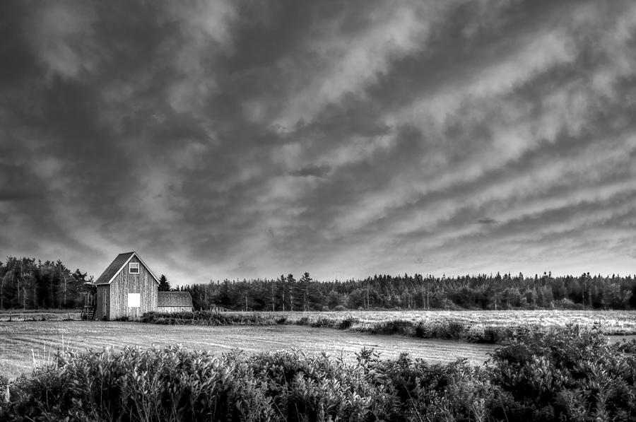 Pei Photograph - Cloud Illusion by Elisabeth Van Eyken