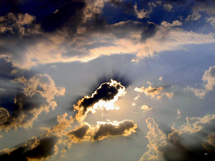 Sky Photograph - Cloud Nine 4 by Will Borden