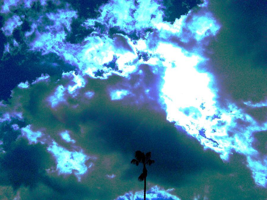 Clouds Photograph - Clouds by Douglas Kriezel