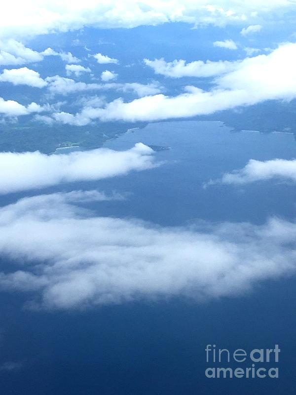 Clouds Over Costa Rica Photograph by William Rogers