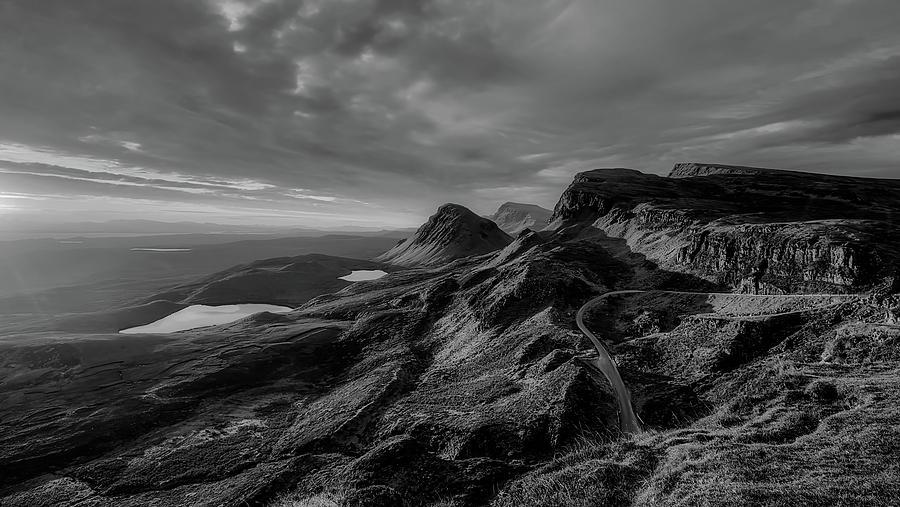 Isle Of Skye Photograph - Clouds Over The Isle Of Skye by Unsplash
