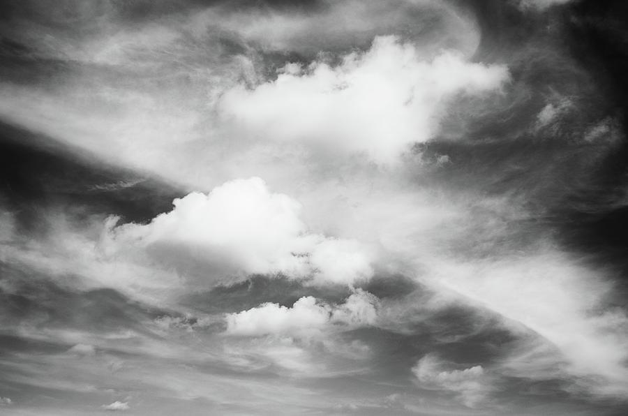 Clouds Photograph - cloudscape No.18 by Tom Druin