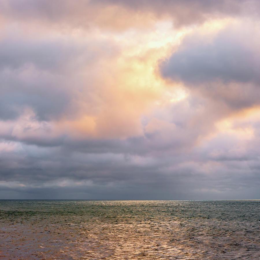 Cloudscape Photograph - Cloudscape November by A J Paul