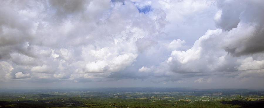 Cloud Photograph - Cloudscape by Pat Turner