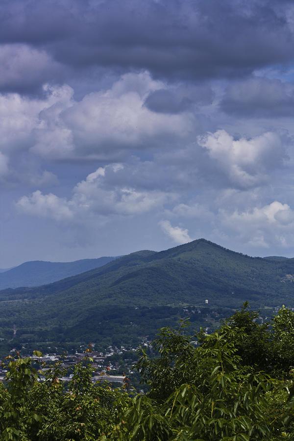 Roanoke Photograph - Cloudy Day In Virginia by Teresa Mucha